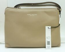 Marc Jacobs Leather Crossbody Bag Sandstone M0013555-298 - FREE SHIPPING