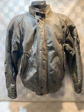 CASABLANCA Leather Jacket Men's Size 42