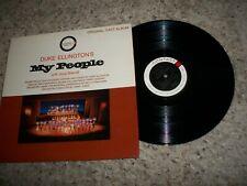 Duke Ellington's My People LP-Joya Sherrill-1964-Contact-Gatefold-NM