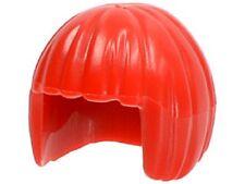 LEGO Minifig Hair Female Girl Red Bob Creator City Modular Christmas Agents NEW