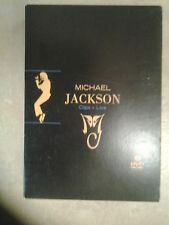 23379 // COFFRET 2 DVD MICHAEL JACKSON NUMBER ONES + LIVE IN BUCHAREST