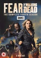 Nuovo Fear The Walking Dead Stagione 4 DVD (U088745DSP01)