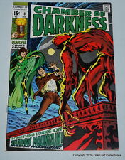 Chamber of Darkness 3 Marvel Comic Book 1969 NM-