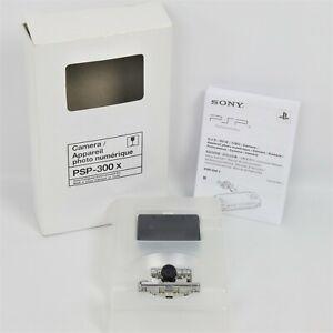 PSP CAMERA PSP-300 1.3 Mega Pixels Playstation Portablel Boxed 1328