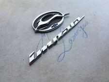 00-04 Impala Tailgate Emblem Logo 10412433 Nameplate 10437467 Sticker Decals Set