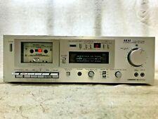 AKAI GX-M10 STEREO CASSETE DECK - EXCELLENT !!!
