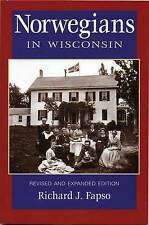 Norwegians in Wisconsin by State historical society of Wisconsin, Richard J....