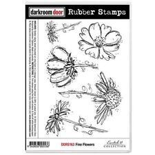Darkroom Door Stamp Set - Fine Flowers vol 1