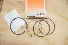 HARLEY SPORTSTER XL 1000 MOTOR PISTON RING SET +.050 1973-1985 OEM HARLEY 1