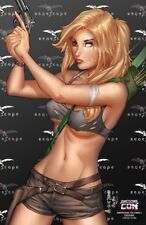 GRIMM FAIRY TALES Zenescope Robyn Hood The Curse Issue #3 Cover E DeBalfo Awesom