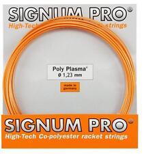 Corde Tennis SIGNUM PRO Poly Plasma 1.23 n.3 matassine 12m monofilamento