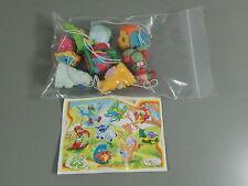 HPF: Multicolores Amuleto de la suerte - Set completo + 1 BPZ