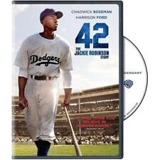 42 The Jackie Robinson Story (Harrison Ford) Region 4 New DVD