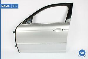 04-07 Jaguar XJ8 X350 VDP Front Left Driver Door Shell 2W93F045H17AP MDZ OEM