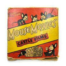 Terry Toons Castle Films Mouse Movies Lion Hunt 402 8mm Complete Edition
