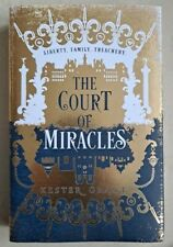 """""""The Court of Miracles"""" by Kester Grant - 2020 Hardback Blue Page Edges"""