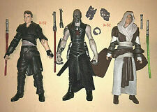 STAR WARS FORCE UNLEASHED Darth Vader Apprenti Starkiller Galen Marek Figure toy