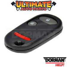 Dorman 99357 Keyless Entry Transmitter for Select Honda Models Black