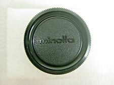 Vintage Genuine minolta (Old Style) BC-1 Body Cap