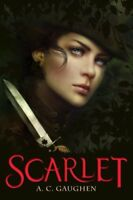 Complete Set Series - Lot of 3 Scarlet HARDCOVER by A.C. Gaughen YA Lady Thief