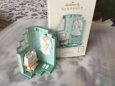 2007 Keepsake SPA  DAY BARBIE Christmas Ornament Hallmark (c)