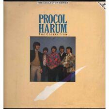Procol Harum 2 Lp Vinile The Collection / Gatefold Apribile - Castle Nuovo