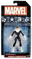 MARVEL LEGENDS AVENGERS INFINITE SERIES FIGURE MARVEL'S NORTH STAR 3.75""