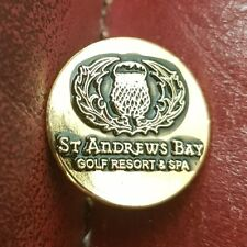 New listing St Andrew's Bay Golf Resort and Spa Ball Marker