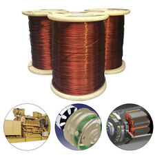 Industrial magnetenamelled wire ebay enamelled copper winding wire magnet wire 100grms full size range solderable greentooth Choice Image