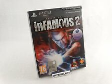 INFAMOUS 2 SPECIAL EDITION SONY PS3 PLAYSTATION 3 PAL ITA ITALIANO COMPLETO