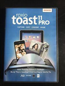 Roxio Toast 11 Pro For Mac
