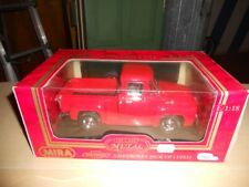 1/18 MIRA SOLIDO CHEVROLET Pick Up 1953 red rosso new boxed