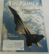 Air Force Magazine Air & Space Conference November 2011 071614R