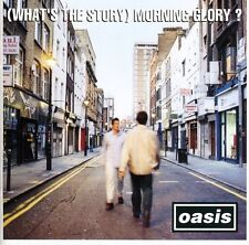 OASIS (What's The Story) Morning Glory? SONY CD 1995 (481020 2)