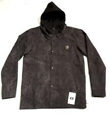 Mens DC Jacket Size Large Water 10K Proof Black New
