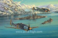 'Eismeer Patrol' - Limited Edition Fine Art Print by ANTHONY SAUNDERS
