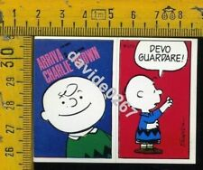 LINUS 1971 Figurina Nuova  n° 027