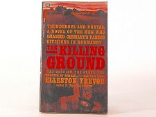 Very Good! The Killing Ground: by Elliston Trevor (1956 PB)