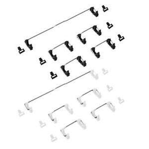 Plate-Mounted Costar Style Stabilizers Balancing Poles 6.25u 2u for MX Switches