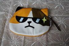 """Super süß! Porch Geldbörse Geldbeutel mit Katzengesicht """"Stutzer """" aus Japan"""