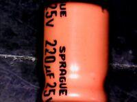 C19B4 4.7uf 16V  RADIAL DIPPED TANTALUM Capacitors Qty50 NOS Calcera Brand