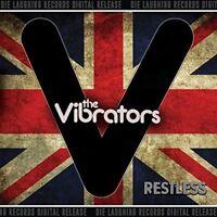 The Vibrators - Restless [New Cassette]
