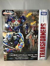 Transformers TLK-15 Calibur Optimus Prime Limited Edition japan