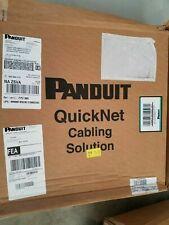 Panduit Quicknet QCLBCBCBXX14M0 UTP