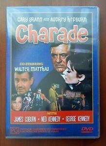 Charade (DVD) Cary Grant, Audrey Hepburn
