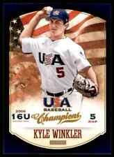 2013 USA Baseball Champions Kyle Winkler Team USA #111 2352