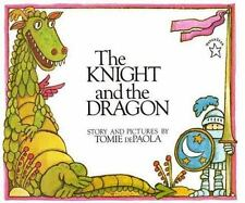 The Knight and the Dragon by Tomie dePaola and Tomie De Paola (1998, Paperback)