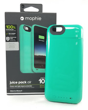 Mophie Juice Pack Air 100% Extra Battery for iPhone 6 6s - GREEN - NEW