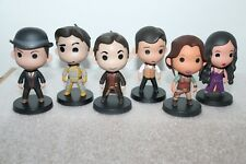 Qmx Loot Crate Firefly / Serenity Q bits Figures Lot of 6 Series 1 & 2