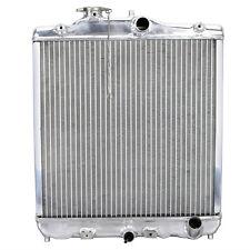 FULL ALUMINUM RACING RADIATOR FOR HONDA CIVIC 1992-2000 CRX i III HR-V GH M/T